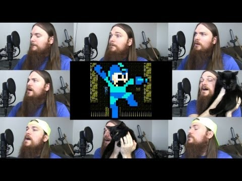 smooth - An original acapella arrangement of the Megaman 2 song from Dr. Wily's Castle Stage from the NES. Download my VGM Acapella - Volume 1 album on iTunes! https:...
