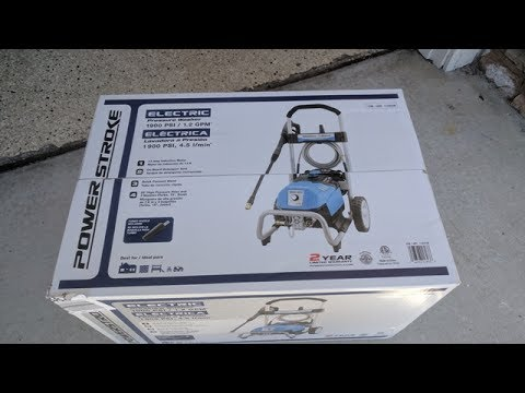 Tools electric power washer power stroke by froggy
