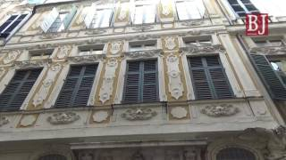 Cinque incisioni del Grechetto arricchiscono Palazzo Spinola