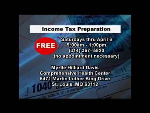 Free Income Tax Preparation
