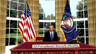 Obama's Message To Central America (Rush Limbaugh Satire)
