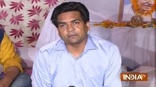 Kapil Mishra alleges his attacker is connected with Satyender Jain's mohalla clinics project