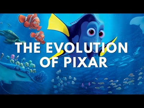 The Evolution of Pixar