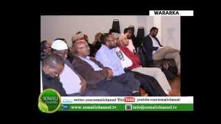 Kulan Lagu Xusayey DR. Abdiyare Abdulahi Warsame oo Lagu Qabtay Minneapolis, MN