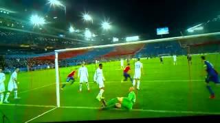 Dragovic trifft gegen die Hotspurs