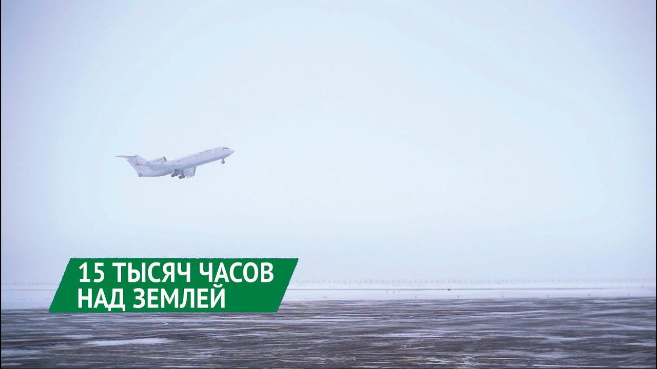 Интервью с пилотом первого класса из Ижевска