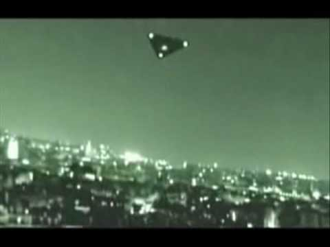 ufo night seen even from google earth