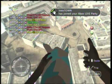 call of duty 2 modz