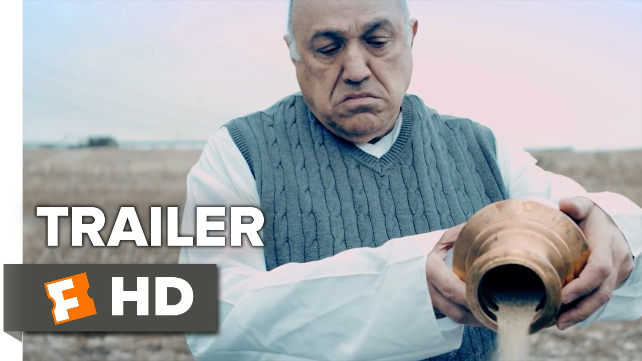 Watch: A Father's Love Story [Trailer] 'The Last Smile' starring Danny Arroyo & Keith Stevenson