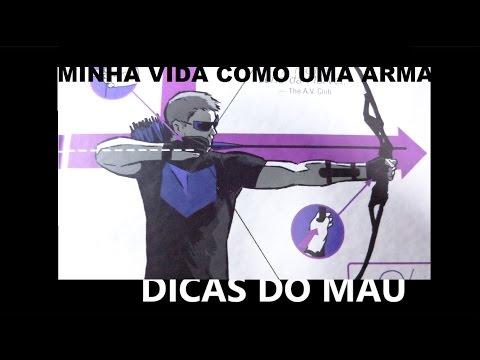 GAVIÃO ARQUEIRO - Minha vida como uma arma