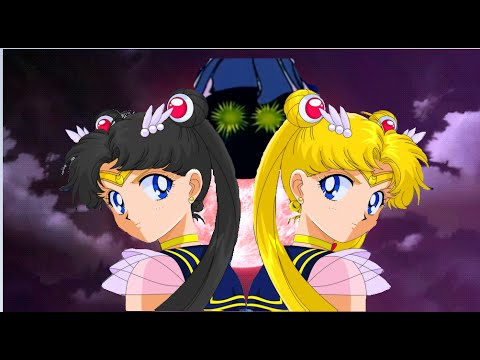 Sailor Moon Sacrifice Trailer
