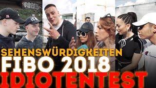 Video IDIOTENTEST FIBO 2018 SPEZIAL | Sehenswürdigkeiten MP3, 3GP, MP4, WEBM, AVI, FLV Mei 2018