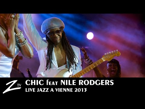 Chic featuring Nile Rodgers – Medley