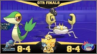 PLAYOFFS! MORE COOKIES! | St. Louis Cranidos VS Florida Gators APA LC   | Pokemon Ultra S/M by aDrive
