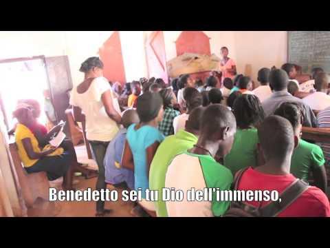 I canti ad Haiti per non pensare alla fame