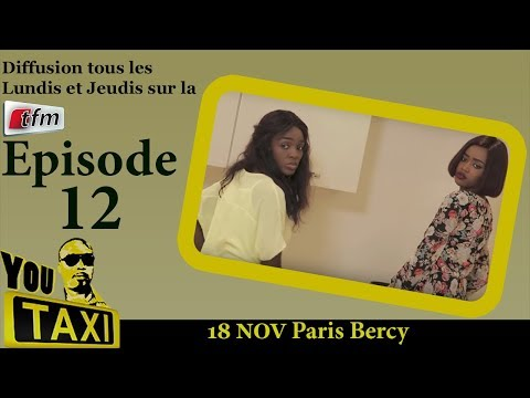 YouTaxi - Episode 12 - 23 Octobre 2017
