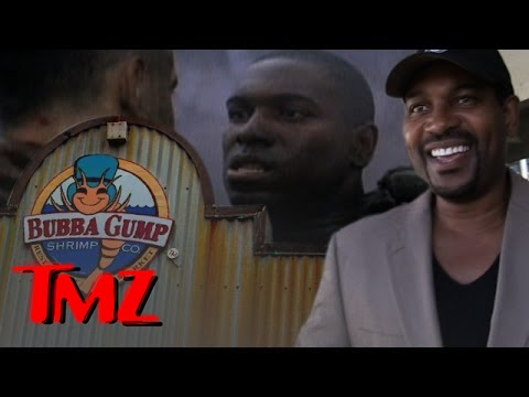 Bubba - We found Mykelti Williamson -- Bubba from