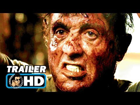 RAMBO 5: LAST BLOOD Trailer (2019) Sylvester Stallone Movie