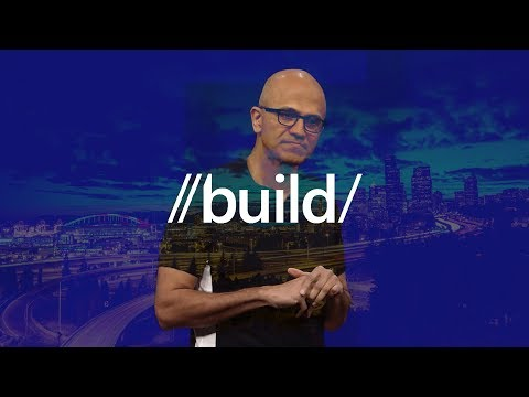Microsoft Build 2017 за 12 минут