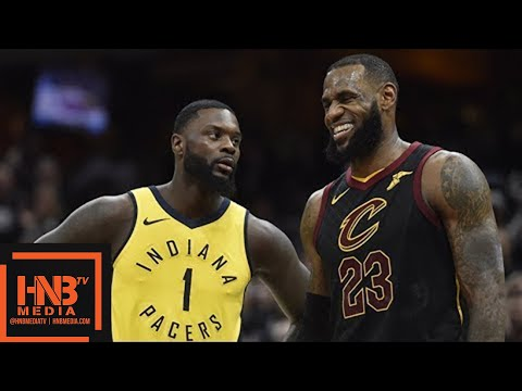 Cleveland Cavaliers vs Indiana Pacers Full Game Highlights / Game 2 / 2018 NBA Playoffs (видео)
