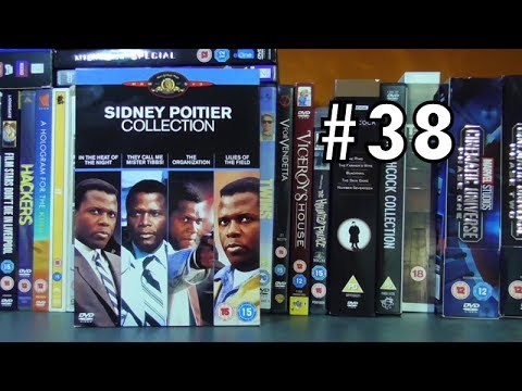 THE DVD HAUL #38 - Sidney Poitier Collection Box Set