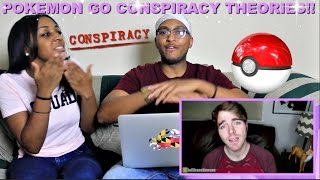 In today's Episode of Couples Reacts we react to POKEMON GO CONSPIRACY THEORIES and gucci mane is not a clone guys lol Submit Video Requests Here: https://do...