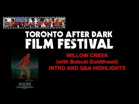 Toronto After Dark 2013 - Willow Creek (with Bobcat Goldthwait) Intro and Q&A Highlights