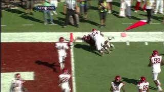 Trent Richardson vs Arkansas 2011