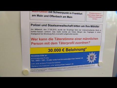 Erfolg in Fulda: Festnahme im Entführungsfall Markus  ...