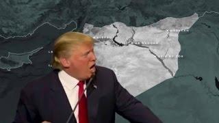 ما سر غياب أمريكا عن المفاوضات السورية وحضور عسكرها شمال سوريا..وهل يغلب ترامب