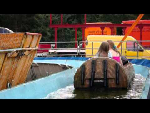 Fuechslein61 - Wasserachterbahn auf dem Deutsch-Franzsisches Volksfest in Berlin.