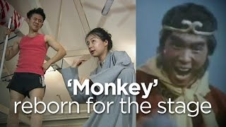 Cult TV show 'Monkey' reborn for the stage