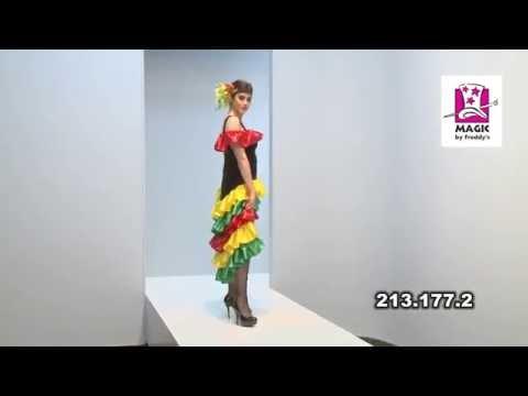 Costume de Brésilienne-w20219