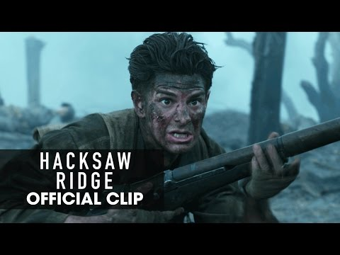 Hacksaw Ridge (Clip 'Rescue')