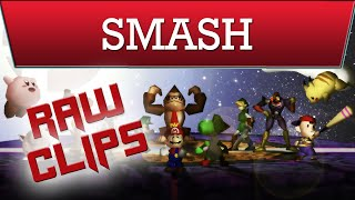 I have uncontrollable GIGGLES when playing Smash 64, and you can too! :B