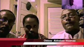TV Oromiyaa Magaalaa Torontoo fulbaana 12,2011 kutaa 2ffaa