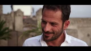 Pippo Mezzapesa con La giornata all'Ischia Film Festival 2018