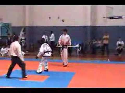 Open Centroamericano Honduras 2008 Taekwon-do ITF(part 1)