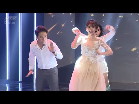 Hari nhảy BBoom BBoom khiến Trấn Thành không rời mắt | HTV GIỌNG CA BÍ ẨN | GCBA #1 | 5/8/2018 - Thời lượng: 1:27.