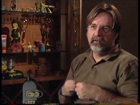 Doc - My Wasted Life: Matt Groening