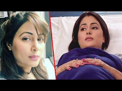 OMG! Hina Khan Diagnosed With DENGUE