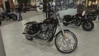 5. New 2016 Harley Davidson Sportster Seventy Two Motorcycle