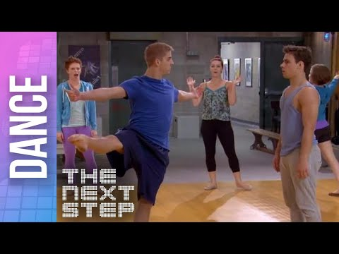 Eldon & Hunter Dance Battle Rematch - The Next Step Extended Dances
