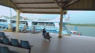 Saladan Pier Saladan Koh Lanta Island Krabi Thailand Saladan Passenger Ferry Terminal