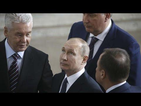 Moskau zur Syrienkrise: