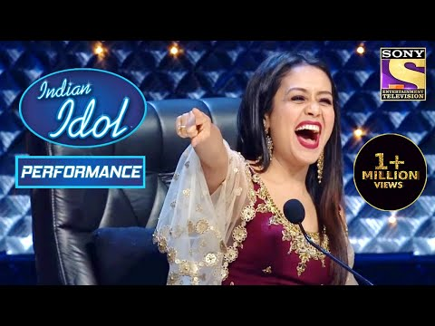 Nitin के 'Challa' Performance पे झूम उठे सभी!   Indian Idol Season 10