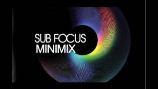 Sub Focus - Annie Mac's Mashup Mini Mix (18-09-2009)