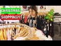 Early Christmas Shopping VLOG  in LA ❤️🎁