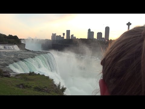 Falls - Vlog #167 - Today, we arrive in Niagara Falls! MAIL BAG MONDAY PO BOX: Charles Green PO Box 51734 Summerville, SC 29485.