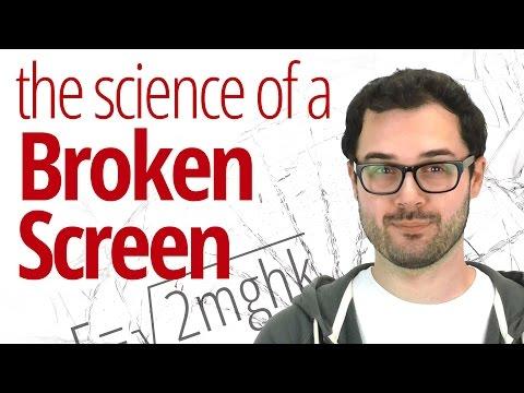 Science of a Broken Screen
